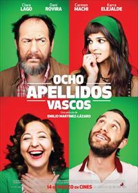 Ocho Apellidos Vascos - Fuente: Cinesa